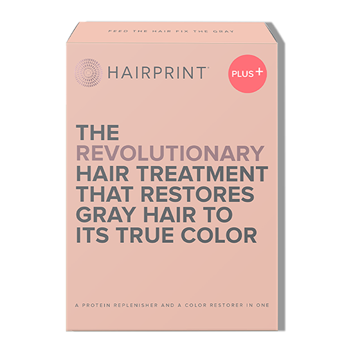 HAIRPRINT True Color Restorer Plus | Kit-2+: BROWN